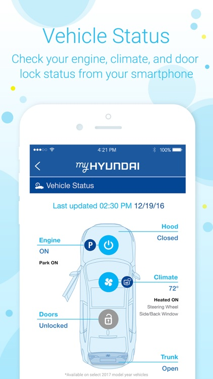MyHyundai with Blue Link screenshot-4