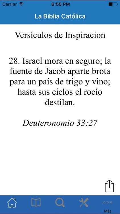 La Biblia Catolica