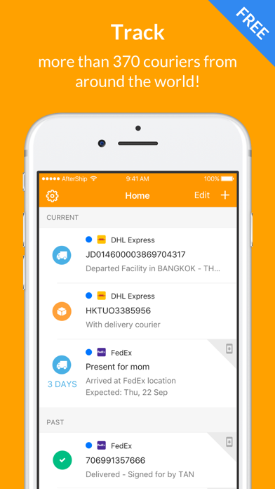 Top 10 Apps like TrackChecker: package tracking in 2019 for