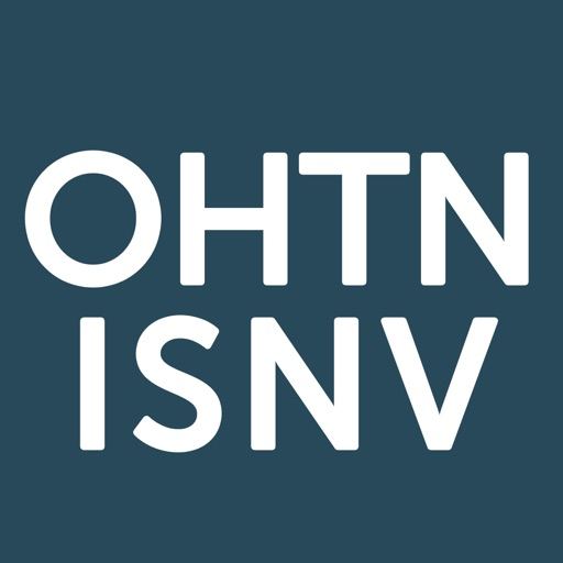 OHTN/ISNV Conferences 2016