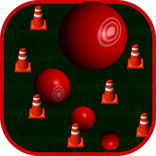 Kickball Dribble iOS App