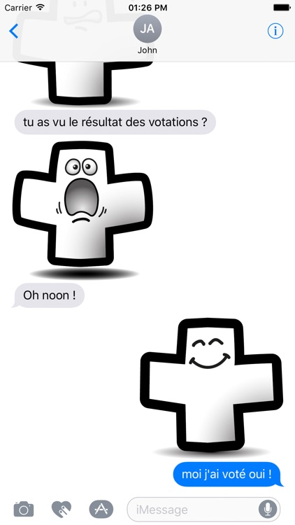 Swiss Emoticons