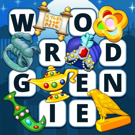 Word Genie - Puzzles & Gems by Pocket Play - Top Free Apps