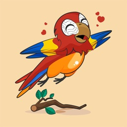 Parrot - Stickers for iMessage