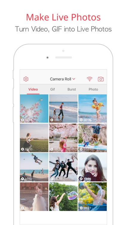 intoLive Pro - turn your video into Live Photos