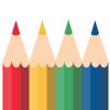 大人の塗り絵 Colorgram : ひみ...