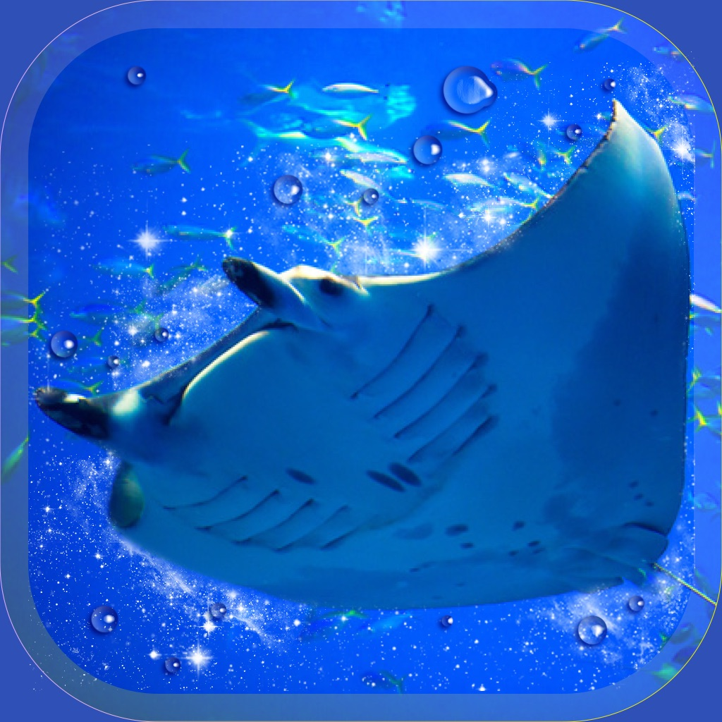 Aquarium Manta Simulation Game hack