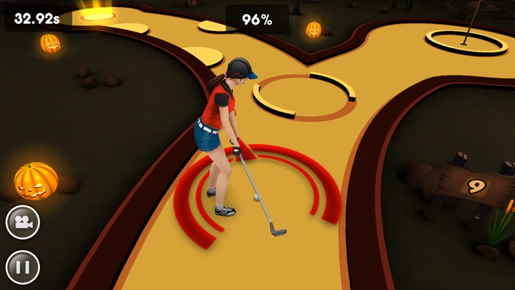 Mini Golf Game 3D Plus screenshot-3