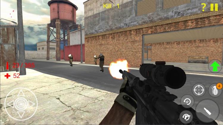 Shooting Strike Mobile Game screenshot-3