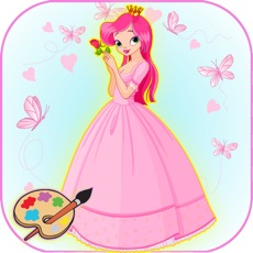 Activities of Fairy Princess coloring book : Best 24 Pages