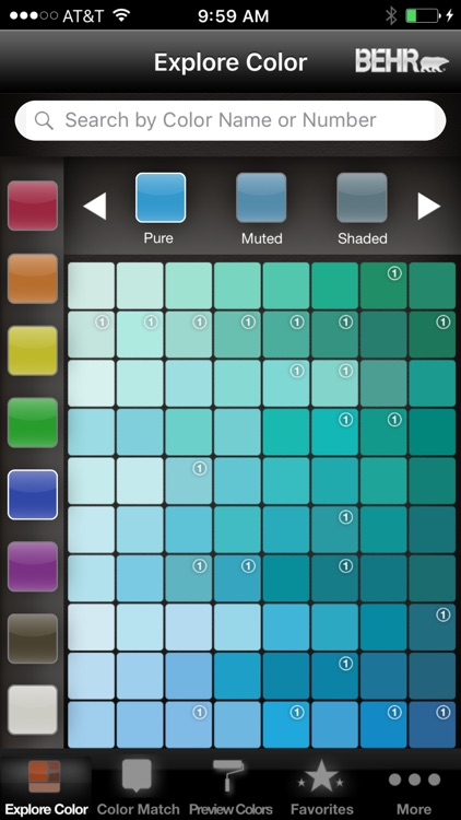 ColorSmart by BEHR® Mobile screenshot-1