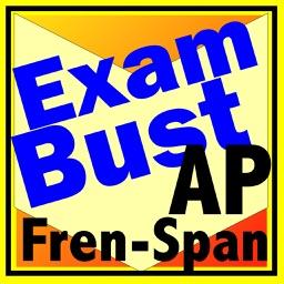 AP French & Spanish Prep Flashcards Exambusters