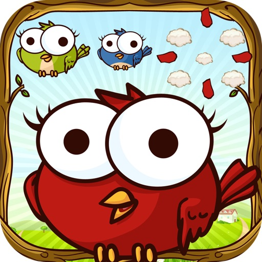 Angry Tweeters Pro - Mega Free Puzzle Game