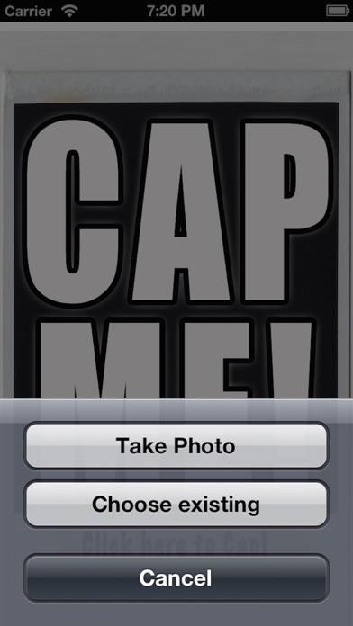 Cap Me!Screenshot von 5
