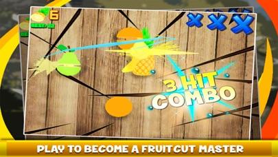 Fruit Slicer - 3D screenshot two