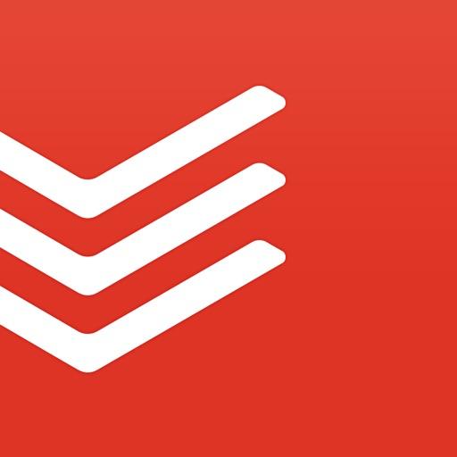 Todoist: Todo List for Organizing Work and Errands app logo