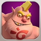 英雄部落 - 城堡和军团的冲突 icon