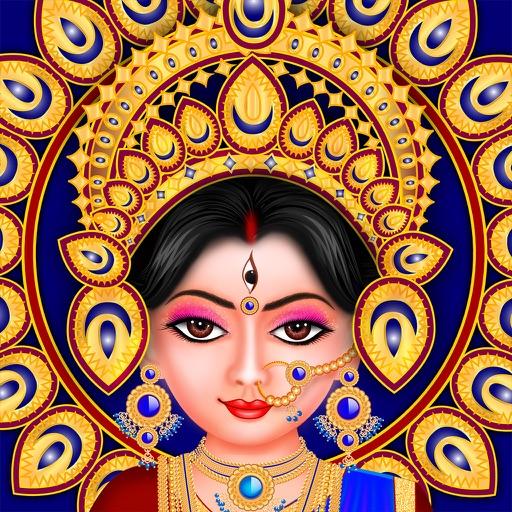 Goddess Durga Live Temple
