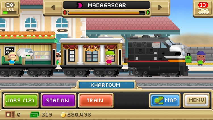 Pocket Trains screenshot-4