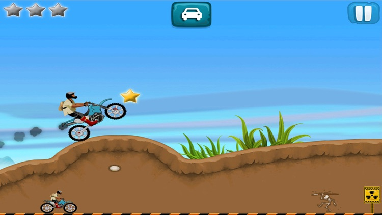 Car Hill Climb : Top Rider Racing ( 2 to 4 Stages) screenshot-3