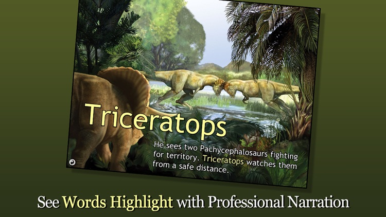 Triceratops Gets Lost - Smithsonian's Prehistoric screenshot-1