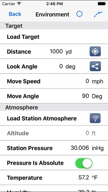 Applied Ballistics app image