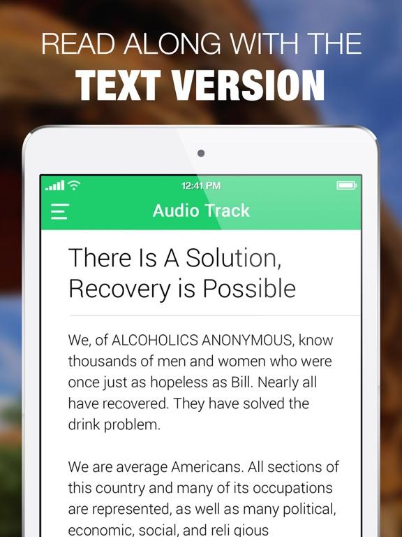 Sex addiction recovery app