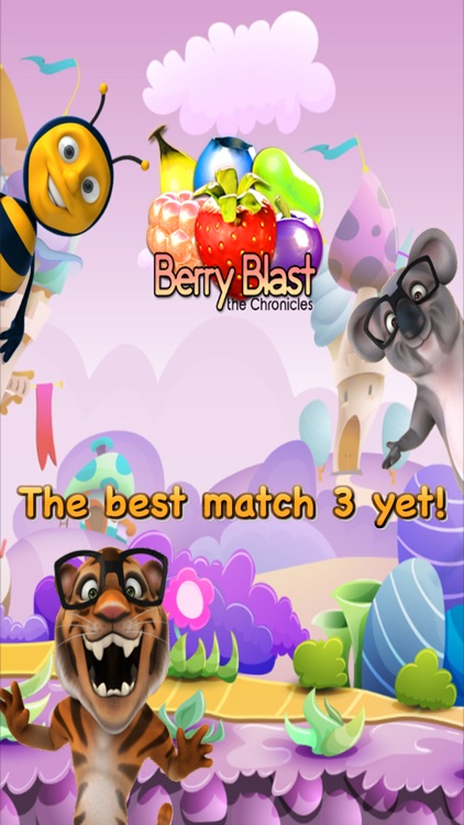 Berry Blast - Match 3 Game screenshot-4
