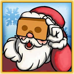 Santa's Magic Sleigh VR