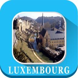 Luxembourg Germany - Offline Maps Navigator