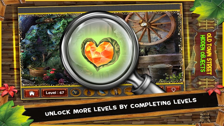 Old Town Street Hidden Objects Game: 150 Levels screenshot-4