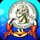 神奇硬币(美元)-儿童钱币学习游戏 icon
