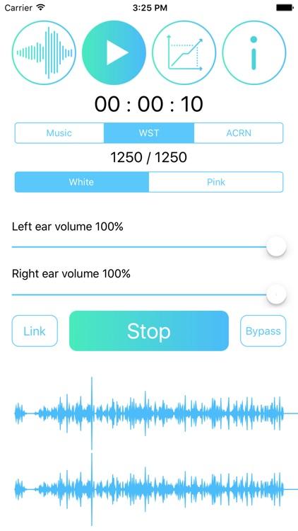TinyTinni - tinnitus alleviation