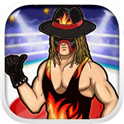 Wrestlers Stickers Emoji Photo for iMessage