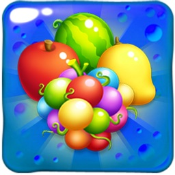 Fruits Mania Travel Match 3 Games