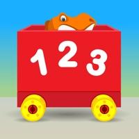 Codes for Number Train Kindergarten Maths Hack