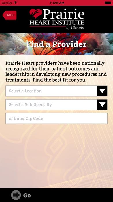 Prairie Heart Institute of Illinois screenshot four