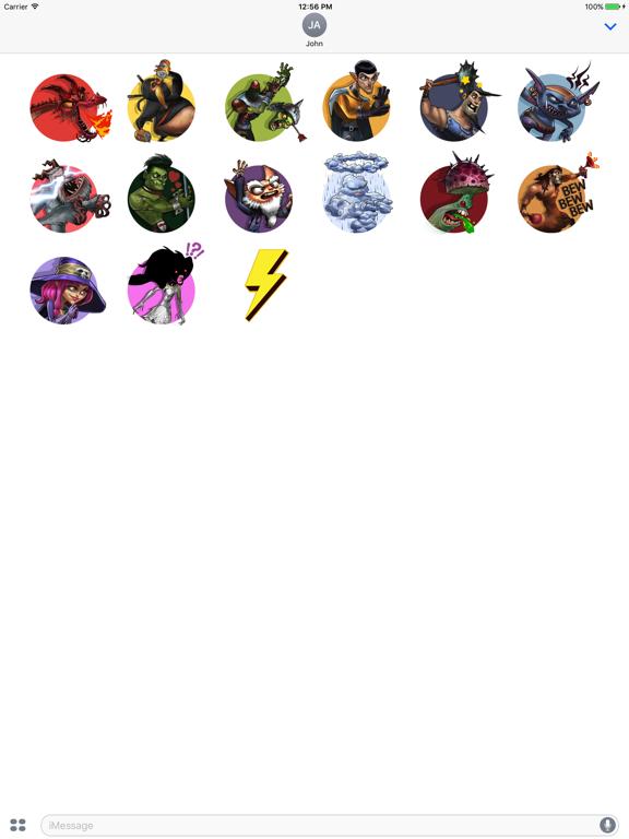 DragonSoul Sticker screenshot 6