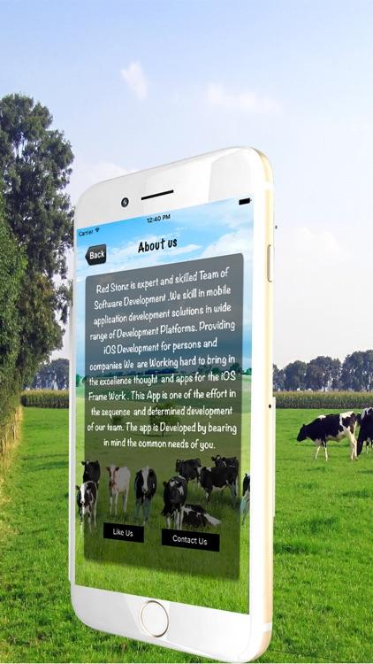 Milk The Cow : Cow Milking screenshot-4