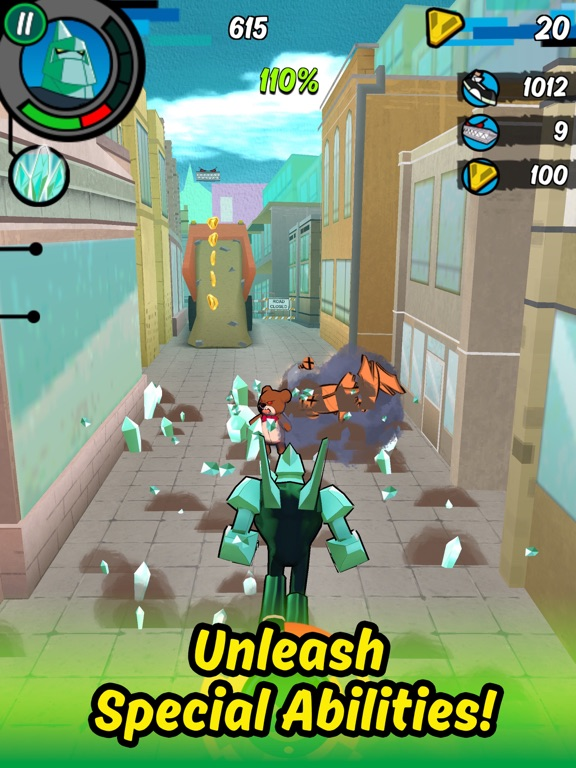 Up to Speed tablet App screenshot 4