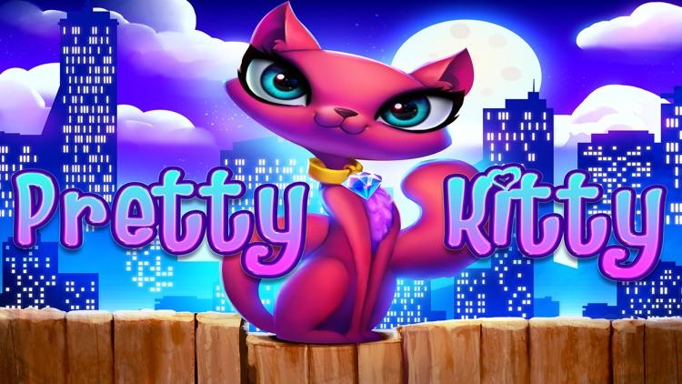 Slot Machine Games - Pretty Kitty