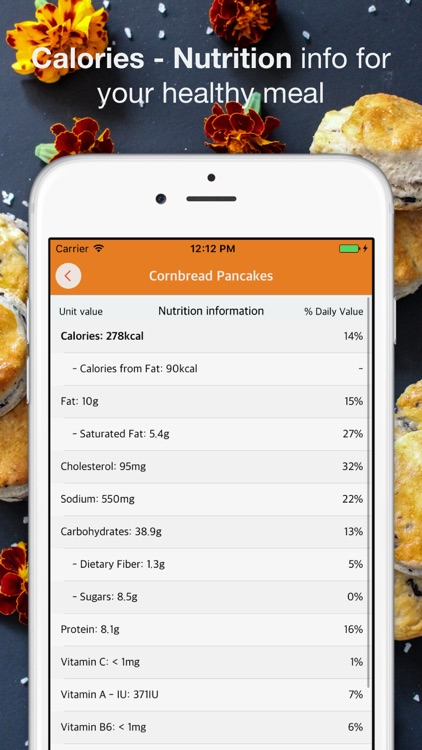 Healthy Recipes - Best Healthy Meal screenshot-4