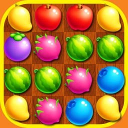 Fruit Boom -Match 3 Game