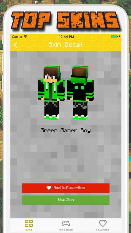 Boy & Girl Skins for Minecraft PE - Pocket Edition screenshot-3