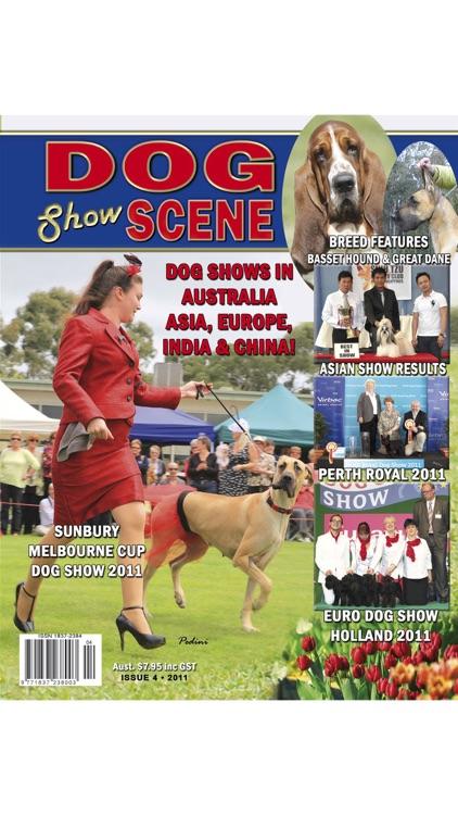 Dog Show Scene Magazine screenshot-4