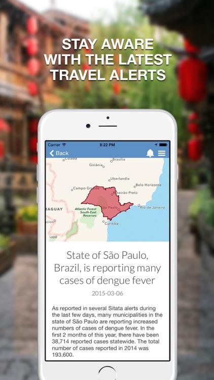 Sitata Travel Safe screenshot-3