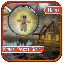 Hidden Objects Game Ghost Town