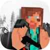 Skins For Walking Dead For Minecraft PE - iPhoneアプリ