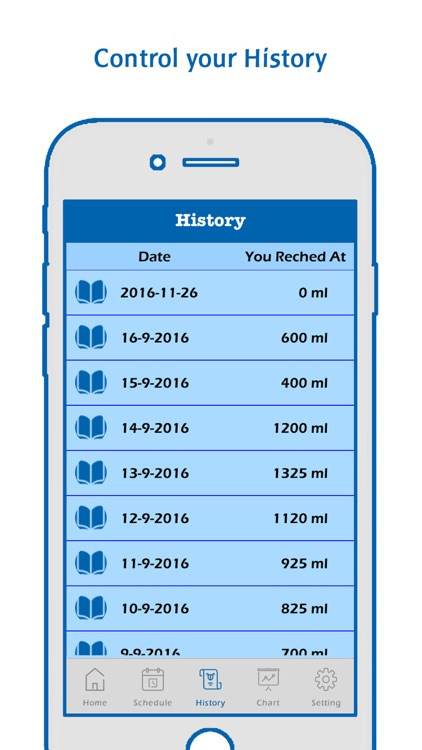Drink Water Reminder - Track Water and Stay Fit screenshot-3