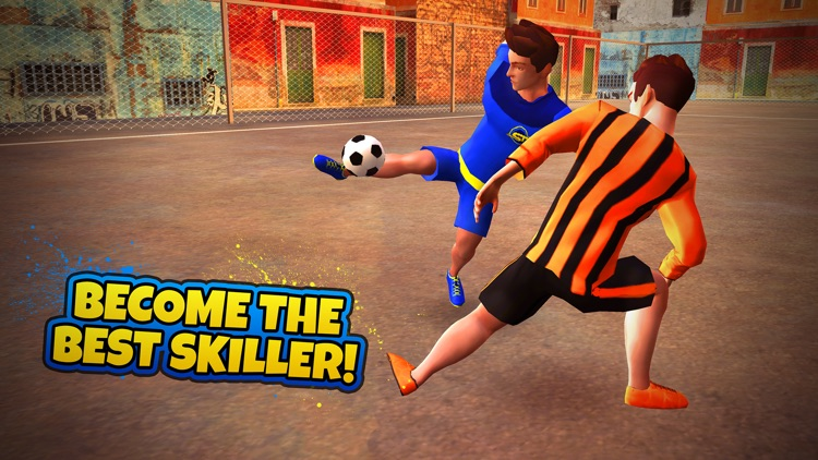 SkillTwins Football Game screenshot-0